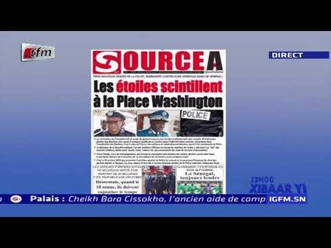 REPLAY - Revue de Presse - Pr : EL HADJI ASSANE GUEYE - 20 Septembre 2019