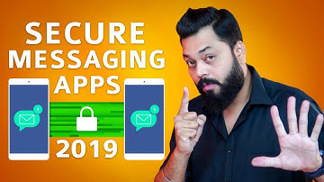 5 Best Secure Messaging Apps You Must Try!! Top WhatsApp Alternatives