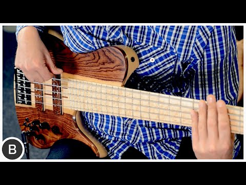 Download Youtube: FODERA IMPERIAL 5 ELITE BASS | BassTheWorld.com