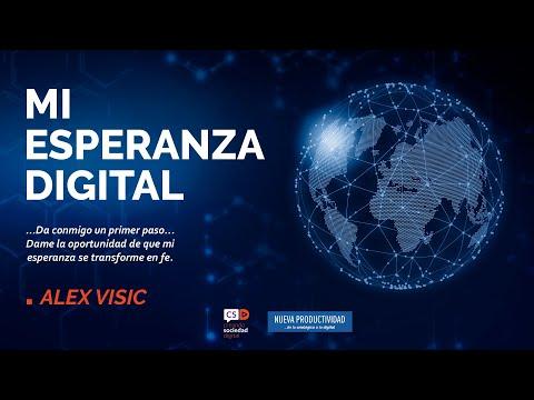 ALEX VISIC   LIBRO MI ESPERANZA DIGITAL   PRESENTACIÓN