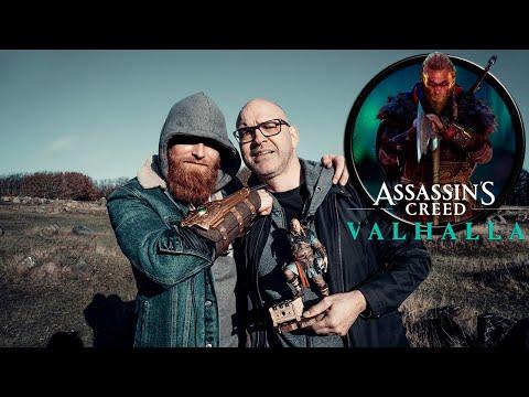 Interview med Magnus Bruun | Stemmeskuespilleren til 'Eivor' i Assassin's Creed: Valhalla