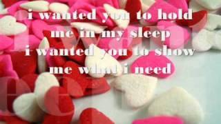 I wanted you-Ina [lyrics]*~