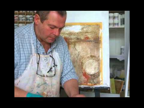 Vid o tutoriel application effet rouille r alisation - Peinture fer effet rouille ...