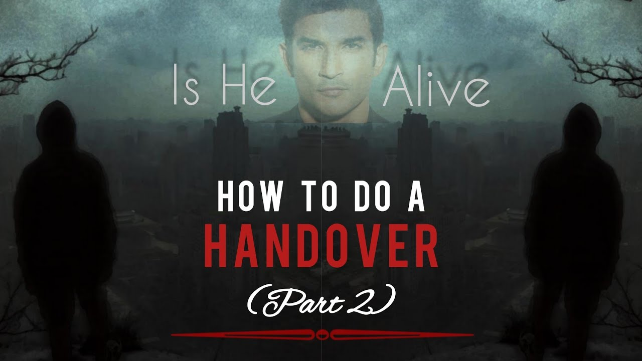 Download Series: Is He Alive?   The Official Handover   Update on SSR   Ep. 38  Part 2   Sushant Singh Rajput