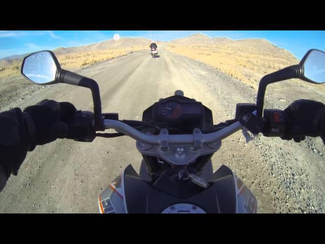 Ride around the Great Salt Lake