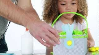 Video: How To Make An Easter Basket