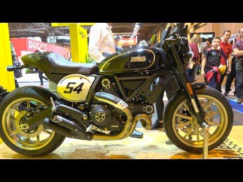 Motorcycle L... Ducati Scrambler Youtube