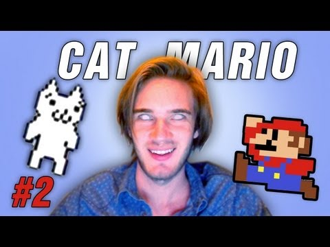 THIS GAME WILL BREAK YOUR SANITY! - Cat Mario - Part 2 (Syobon Action)