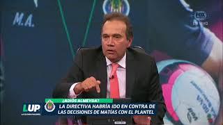 """""""Lo de Fernando Quirarte con Almeyda es personal"""": André Marín"""