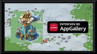 Huawei trifft Lords Mobile - Mega Gewinne + Sparmöglichkeiten durch AppGallery - Lords Mobile Tipps