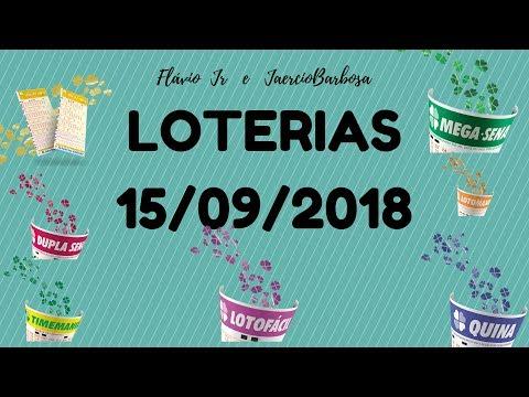 Resultados loterias caixa - QUINA - DUPLA SENA - TIMEMANIA - MEGA SENA - DIA DE SORTE.