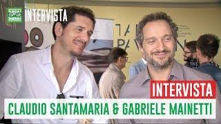 The Millionairs: intervista a Claudio Santamaria e Gabriele Mainetti #LegaNerd