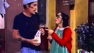 Repeat youtube video Chaves - Os Insetos Do Chaves (Completo)