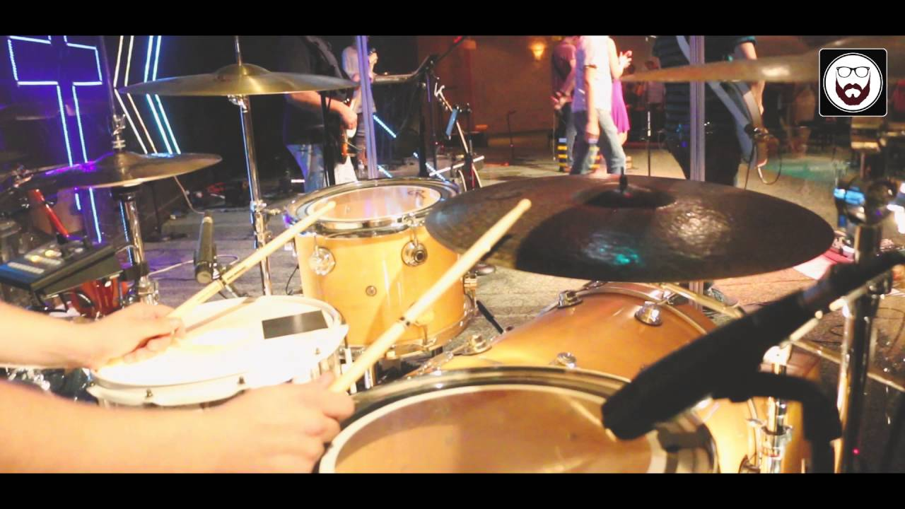 Download Wide Open Space by Life Worship - Drum Cover at LW Church
