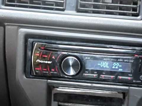 Maruti 800 New Music System Youtube