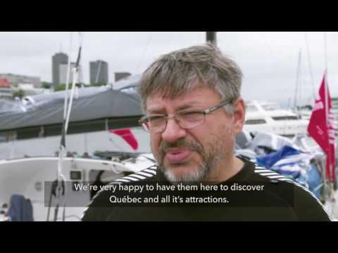 Offsore sailing: Transat Quebec/St-Malo 2016