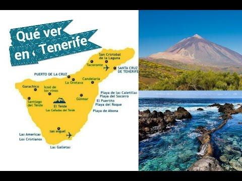 15 lugares para visitar en Tenerife, Islas Canarias   qué ver, turismo, qué hacer