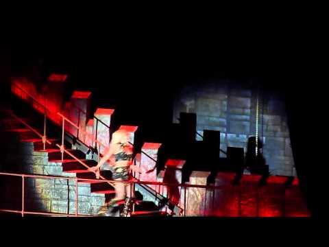 "Lady Gaga "" The Edge Of Glory"" Barcelona"