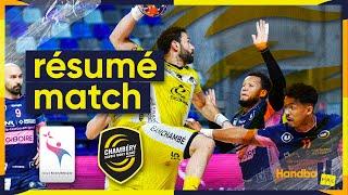 Cesson/Chambéry, résumé + réactions de la J07   Handball Lidl Starligue 2020-2021