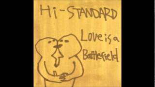 from 『Love Is A Battlefield』 #3 Catch A Wave 【Hi-STANDARD】 with...