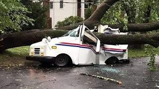 Isaias Sends Tornadoes, Heavy Rain Coursing Through NJ, NY | NBC New York
