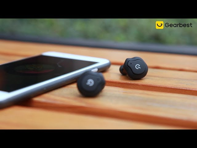 HB - 20 Mini Invisible TWS In-ear Stereo Bluetooth Earbuds