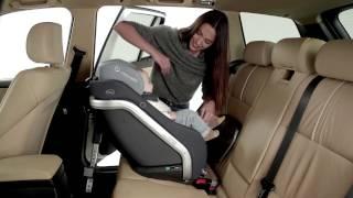 Installation du sièges auto REVERSO.PLUS i-Size de CONCORD