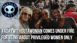 [News] #ADayWithoutAWoman comes under fire for being about Privileged women only(Today is International Women's Day, and a sub-movement called #ADayWithoutAWoman is going on, which promotes that women stay home from work, and ..., 2017-03-09T03:00:02.000Z)