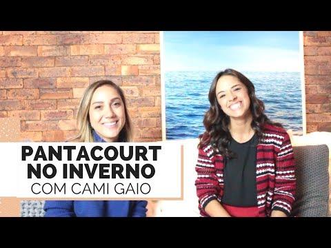 COMO USAR PANTACOURT NO INVERNO | MARI FLOR COM CAMI GAIO