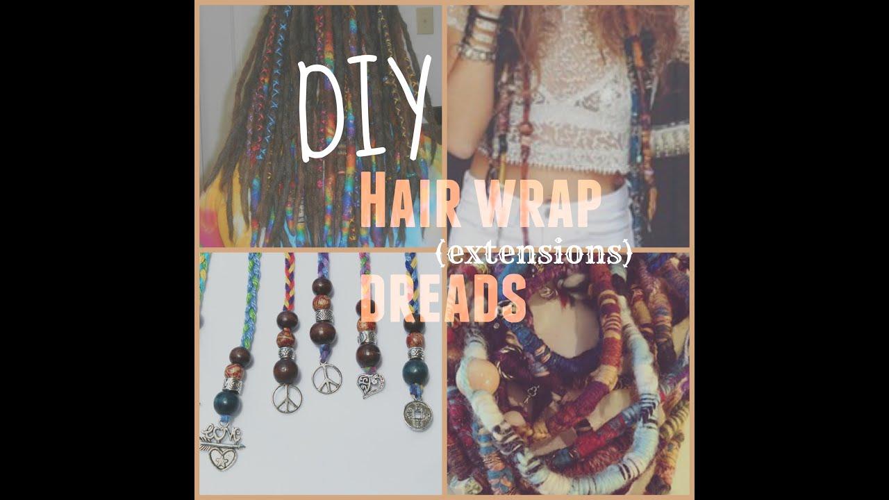 diy hair wrap dread extensions youtube diy hair wrap dread extensions pmusecretfo Image collections