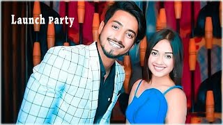 Tere Bin Kive Launch Party | Jannat Zubair Rahmani, Riyaz Aly, Ashnoor Kaur and Team 07