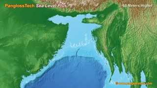 Sea Level Rise in Bangladesh (New HD)
