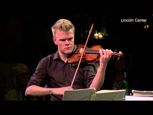 Mozart: Fugues Nos. 2 and 4 from Bach's Well-Tempered Clavier, Book II (Danish String Quartet)