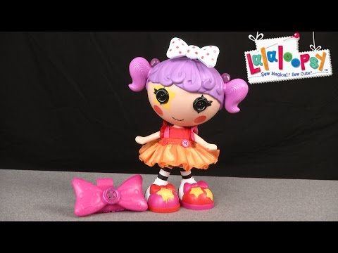 Lalaloopsy Dance with Me Peanut Big Top from MGA Entertainment