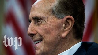 Bob Dole is awarded the Congressional Gold Medal