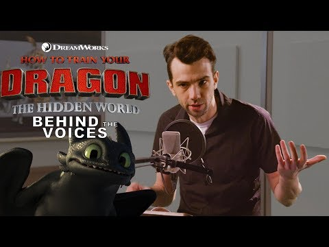 'How To Train Your Dragon: The Hidden World' Behind The Voices