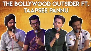 EIC vs Bollywood ft Taapsee Pannu