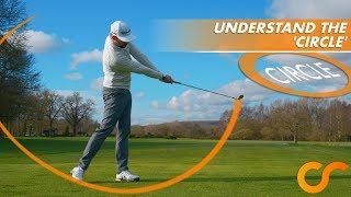 UNDERSTAND 'THE CIRCLE' TO HIT BETTER GOLF SHOTS