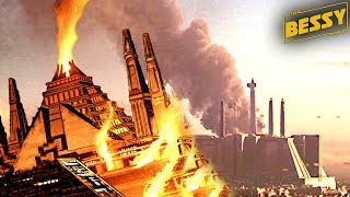 The Sith Pyramid After the Jedi Temple Destruction - Explain Star Wars