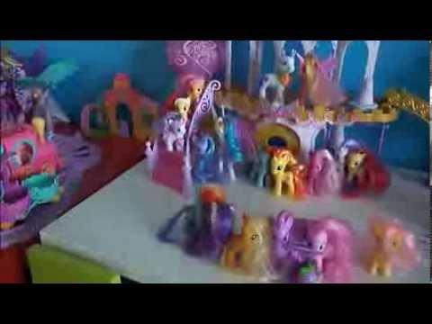 My Little Pony Rarity Wedding Set Opening - YouTube