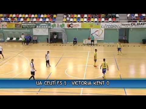 UA CEUTI -  VICTORIA KENT 1 PARTE