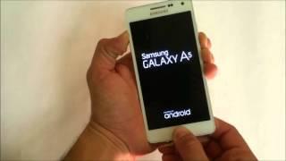 Як скинути Samsung Galaxy А5 - жорсткий скидання і м'який скидання