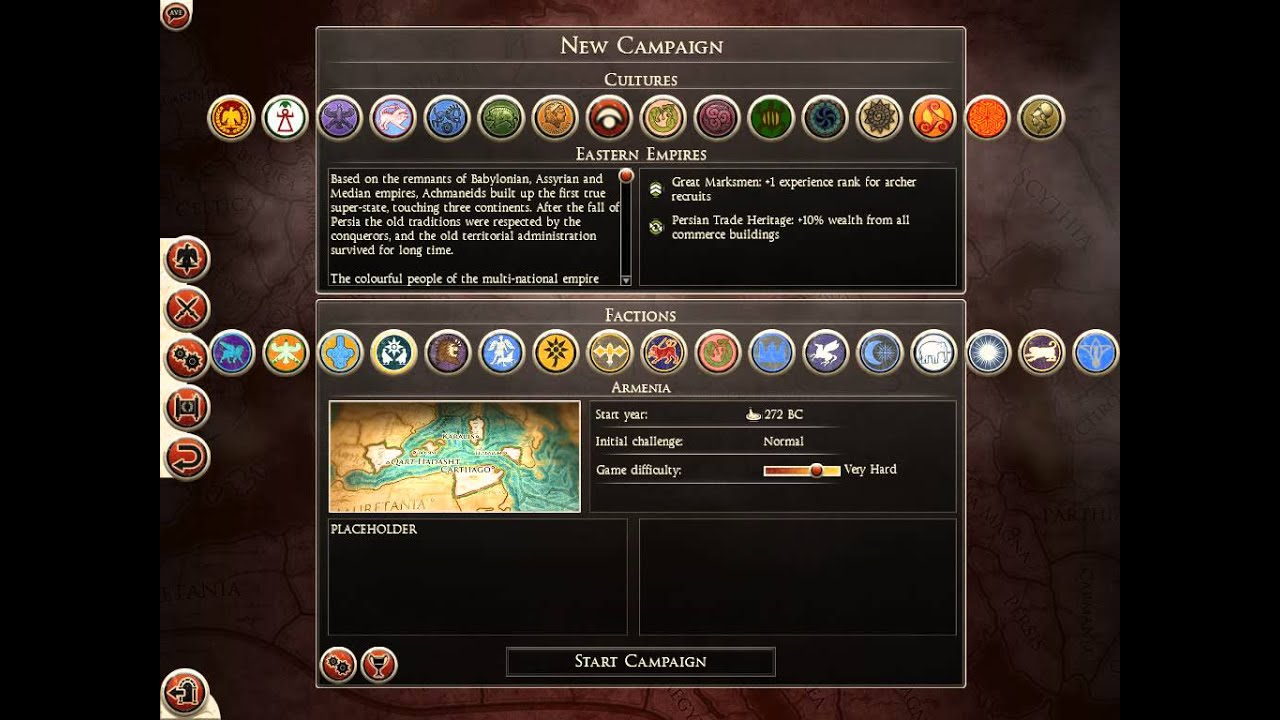 Total war: rome 2 empire divided dlc and patch details revealed.