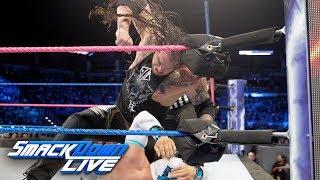 Sin Cara vs. Baron Corbin: SmackDown LIVE, Oct. 24, 2017