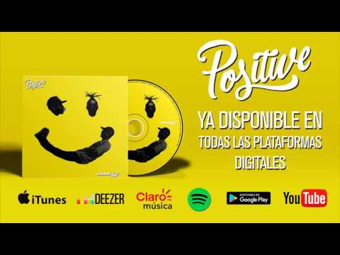 Elixir de Beat - Positive (2017) Disco Completo