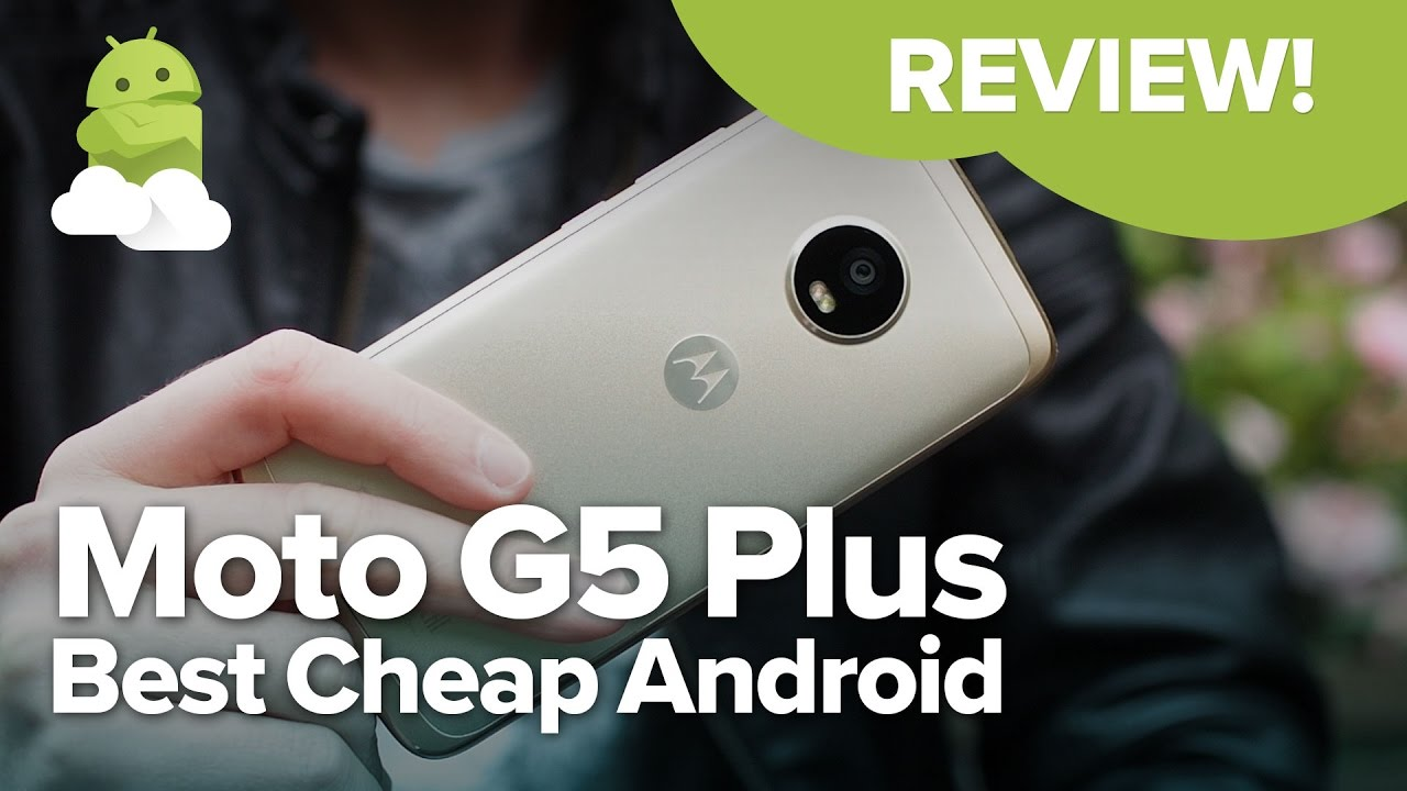 Moto G5 Plus Review: Best Cheap Android Phone!