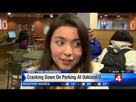 The Parking Ticket Nazis, AKA the Oakland University Police Department