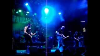 SPARZANZA - The fallen ones + Alone with a loaded gun