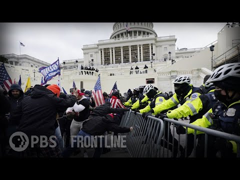Invasion of the Capitol Was Planned for Weeks in Plain Sight | FRONTLINE + ProPublica