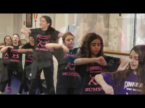 Zumbathon for Emily's Entourage @ Kinneret Day School